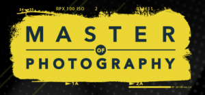 Master of Photography Logo