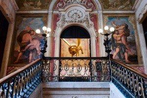Palácia Chiado, Lisbon