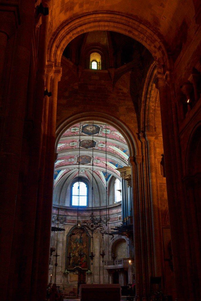 Sé de Lisboa Cathedral, Portugal