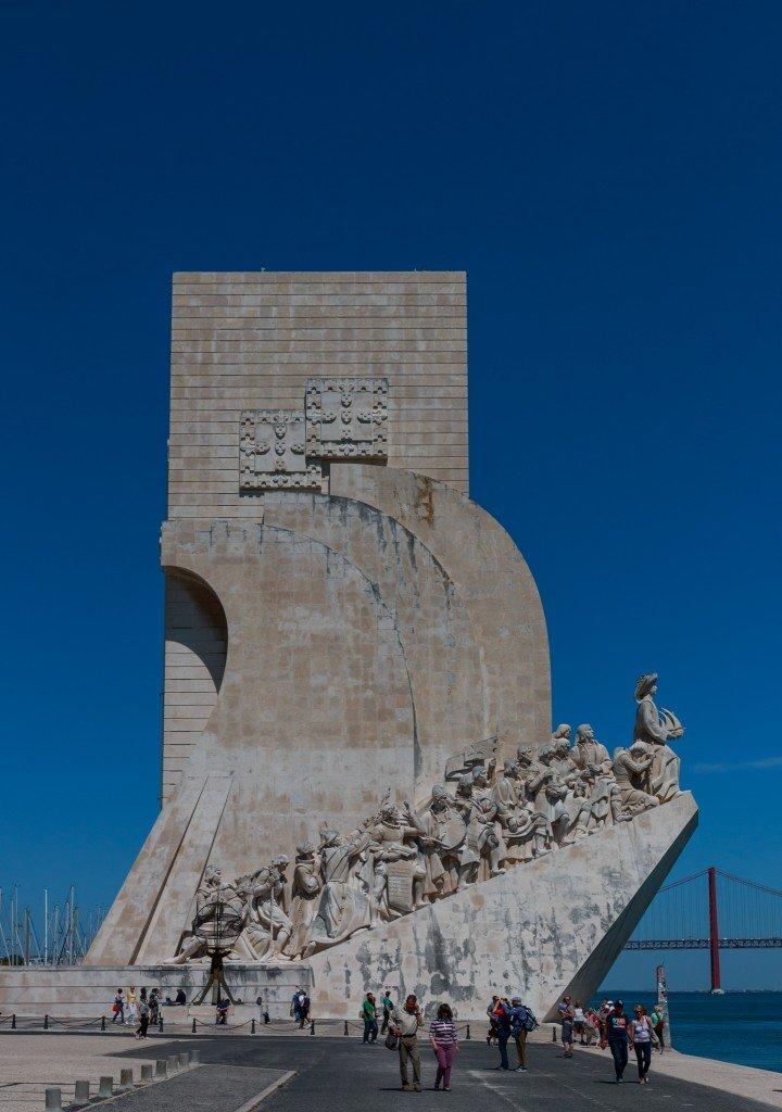 Padrão dos Descobrimentos, the Monument to the Discoveries