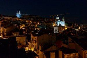 Alfama by Night