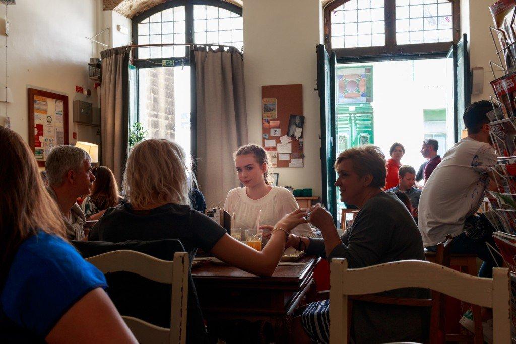 Pois Cafe, Alfama, Lisbon