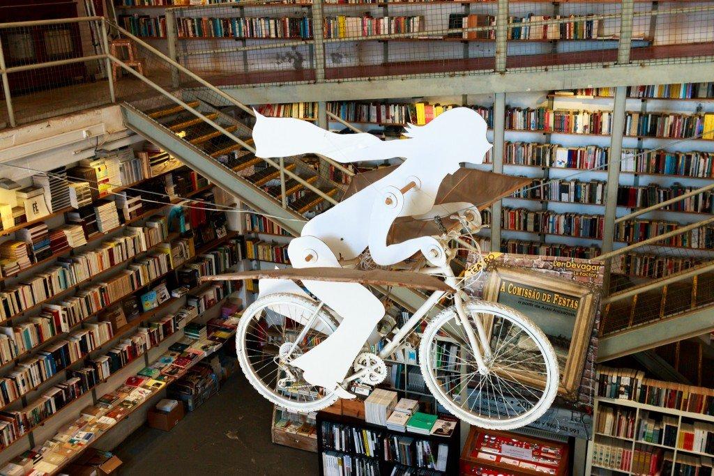 LX Factory Bookshop Bike