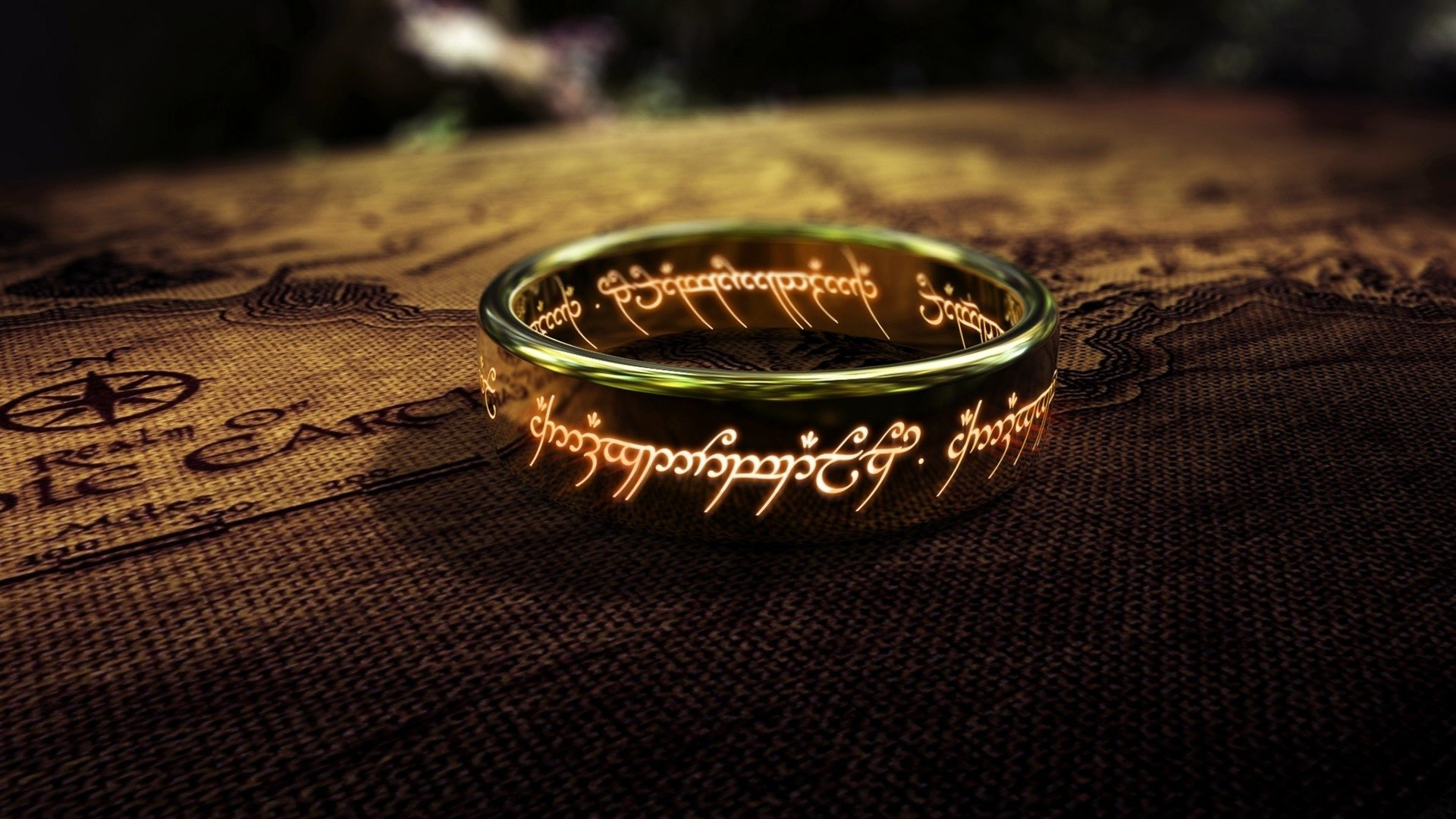 LOTR One True Ring