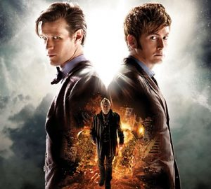 Doctor Who 50th Anniversary